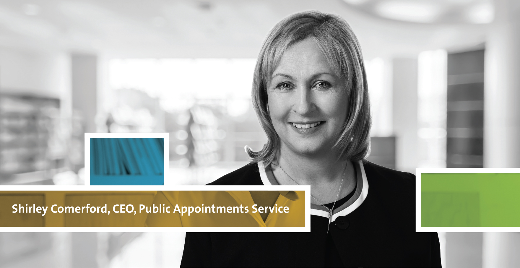 Shirley Comerford, CEO, Public Appointments Service
