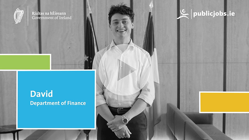 Video of Business and Finance Experience