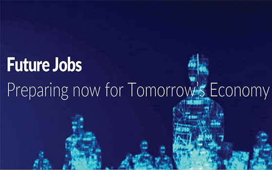 Future Jobs Preparing now for Tomorrow's Economy