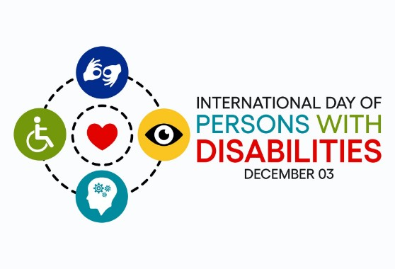 International Day of People with Disabilities_icon of hands_eye_wheelchair_person