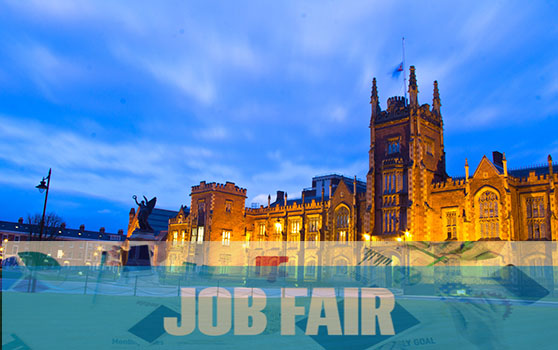Queens University Careers Fair image