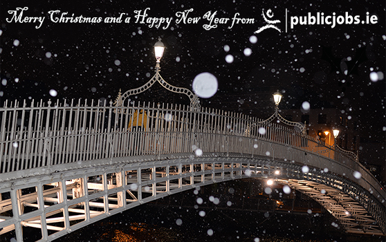 Publicjobs Happy Holidays image